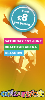 Coloursfest Braehead tall