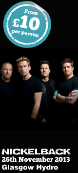 nickelback tall