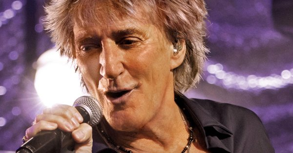Rod Stewart Hydro 13th December 2016