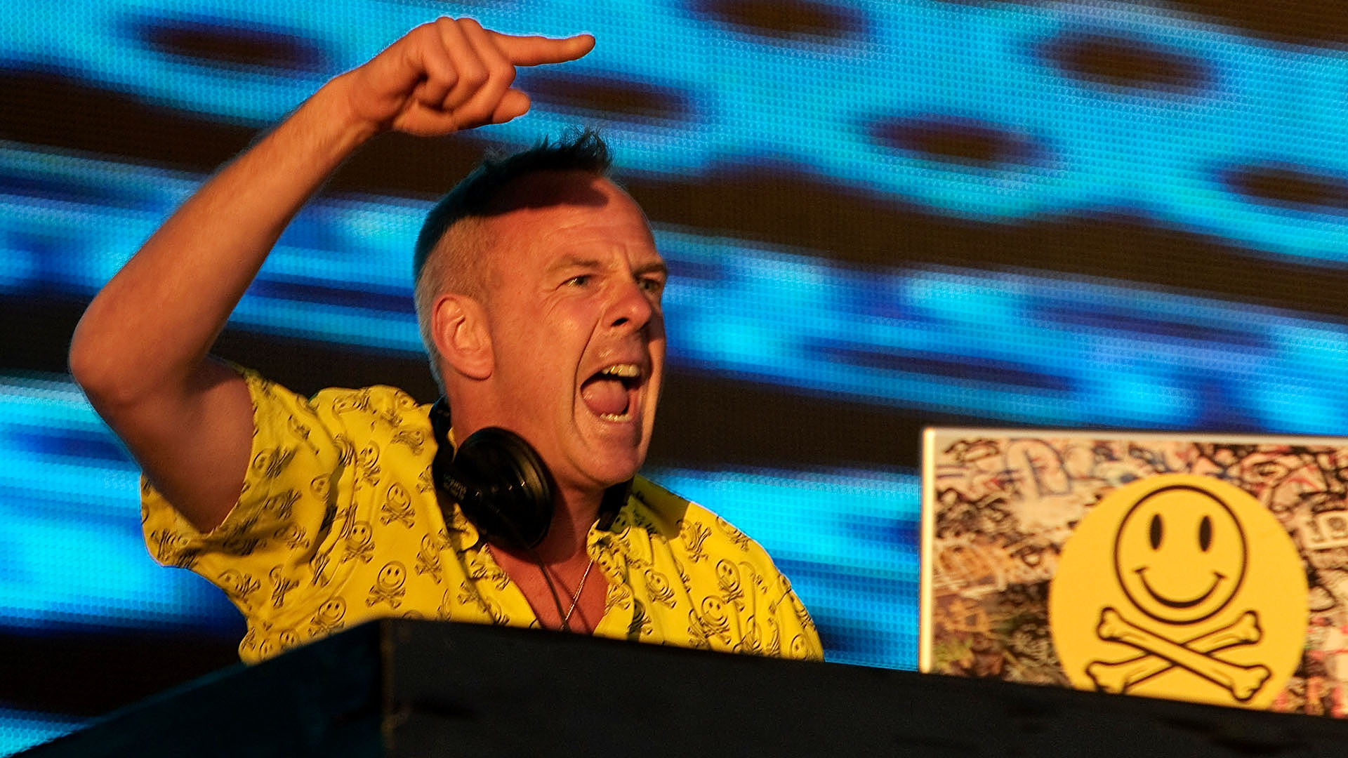 Fatboy Slim Hydro 9th December 2016