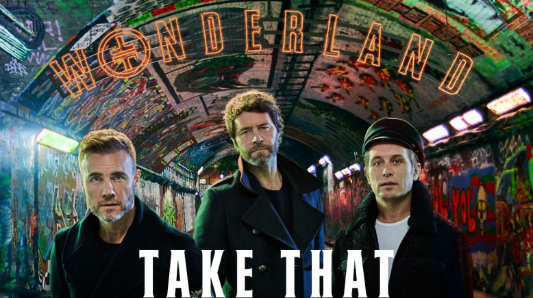 Take That Hydro 11th May 2017