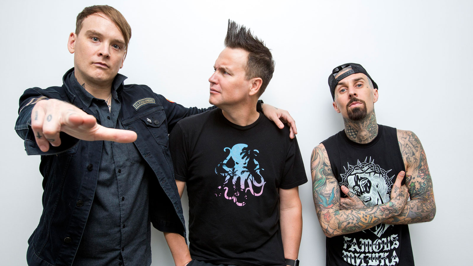 Blink 182 Hydro 11th July 2017