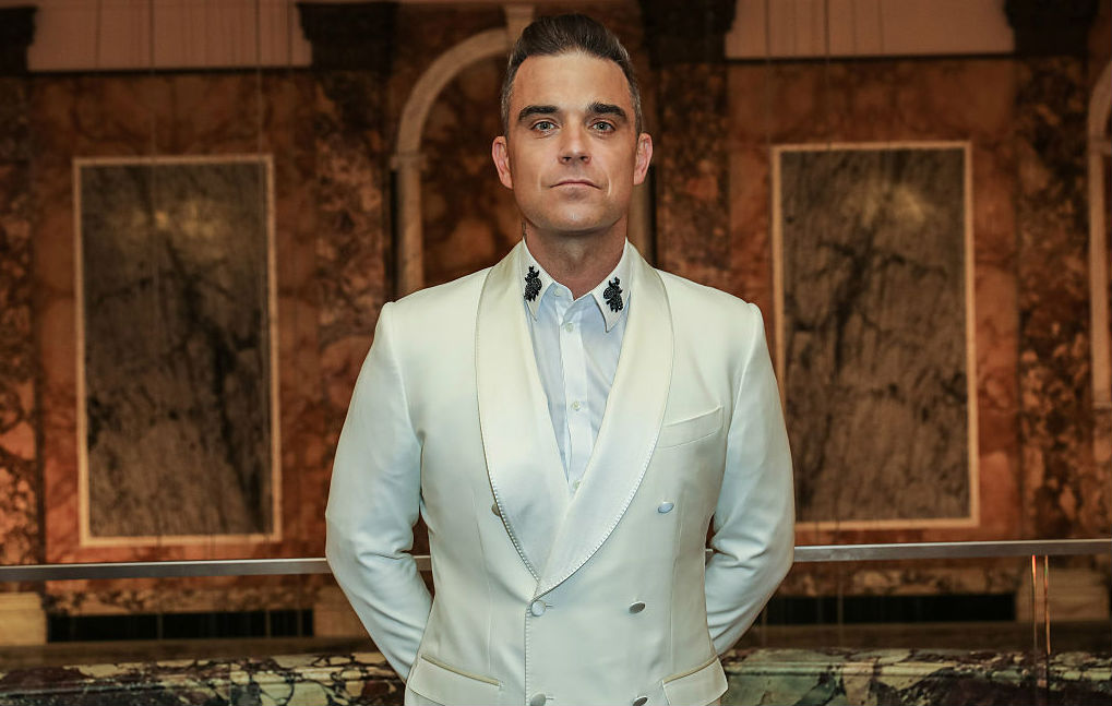 Robbie Williams Murrayfield 9th June 2017