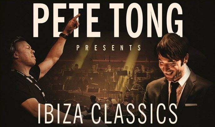 Pete Tong Ibiza Classics Hydro 13th December 2017