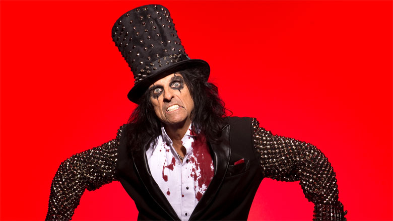 Alice Cooper Hydro 12th November 2017