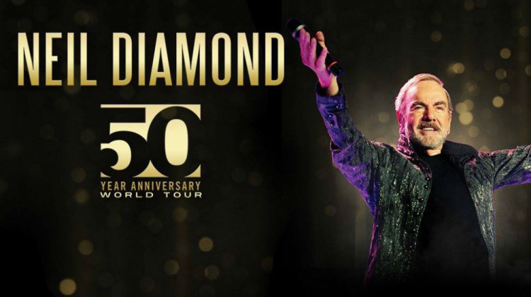 Neil Diamond Hydro 3rd October 2017