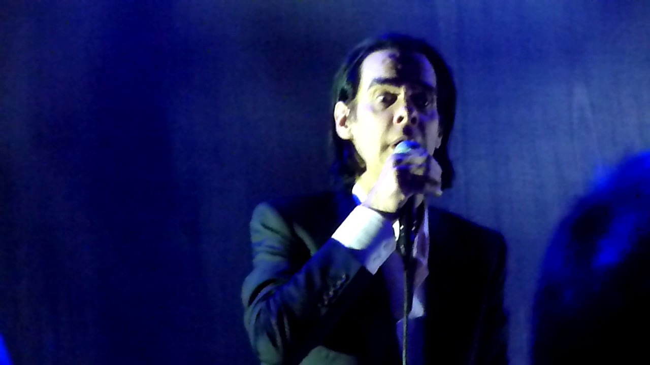Nick Cave Hydro 27th September 2017