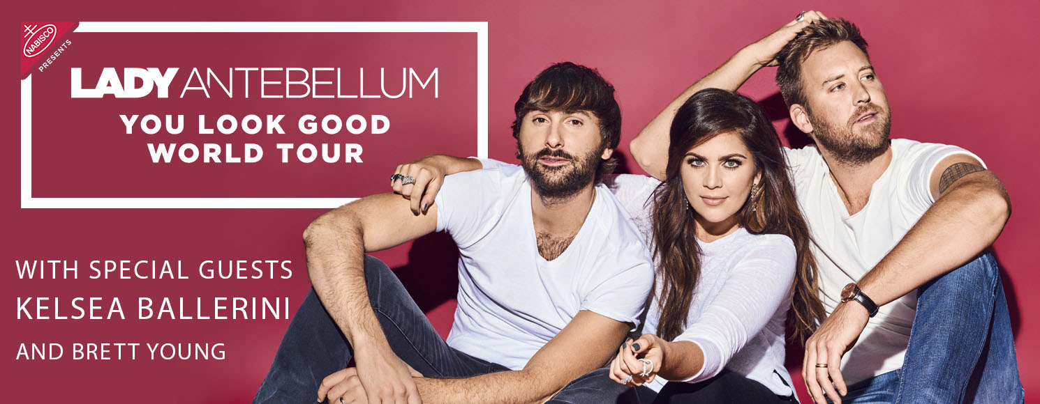 Lady Antebellum Hydro 7th October 2017