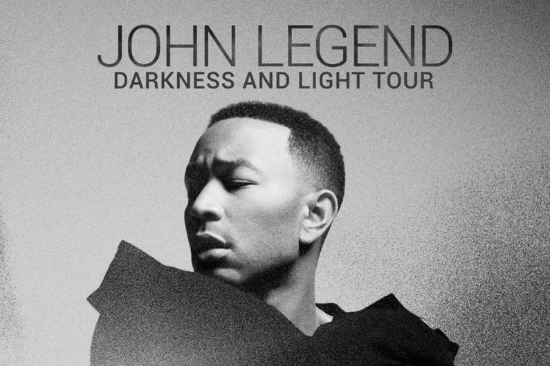 John Legend Hydro 8th September 2017