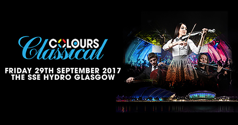 Colours Classical Hydro 29th September 2017