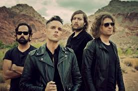 The Killers AECC 21st November 2017