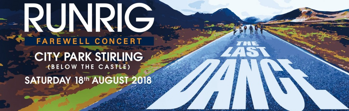 Runrig Stirling 18th August 2018