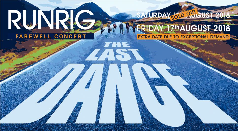 Runrig Stirling 17th August 2018