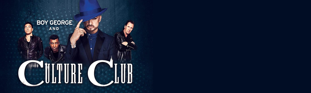 Culture Club Hydro 22nd November 2018