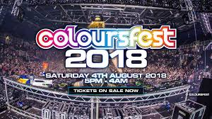 Coloursfest Braehead 4th August 2018
