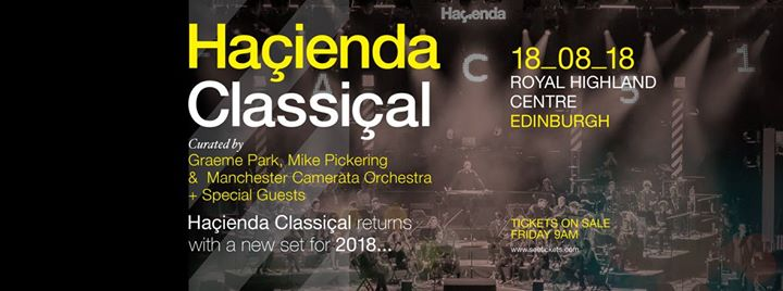 Hacienda Classical Ingliston 18th Aug 2018