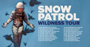 Snow Patrol Hydro 31st January 2019