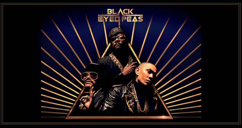 Black Eyed Peas Hydro 2nd November 2018