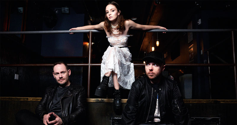 Chvrches Hydro 16th February  2019