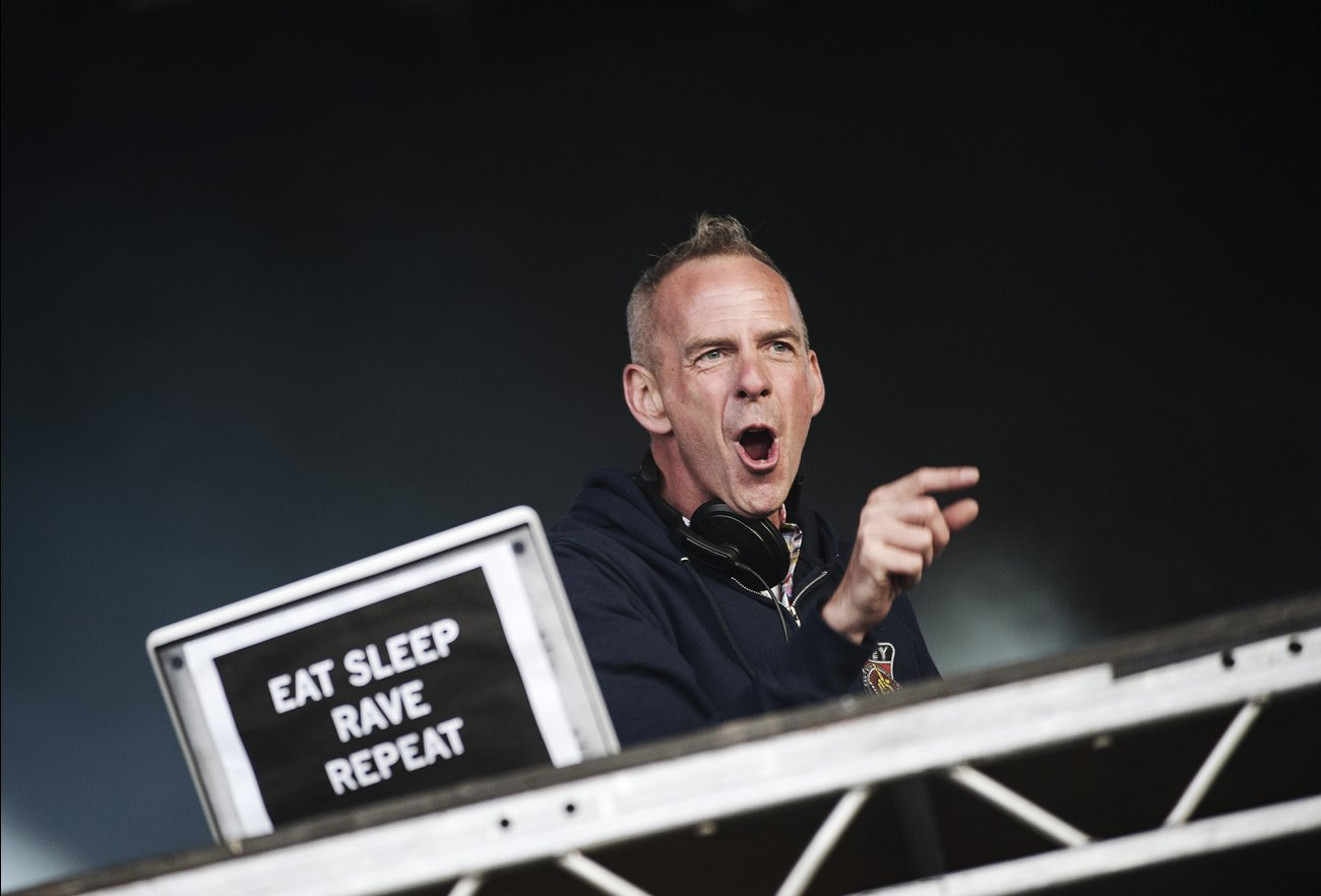 Fatboy Slim Hydro 27th February 2019