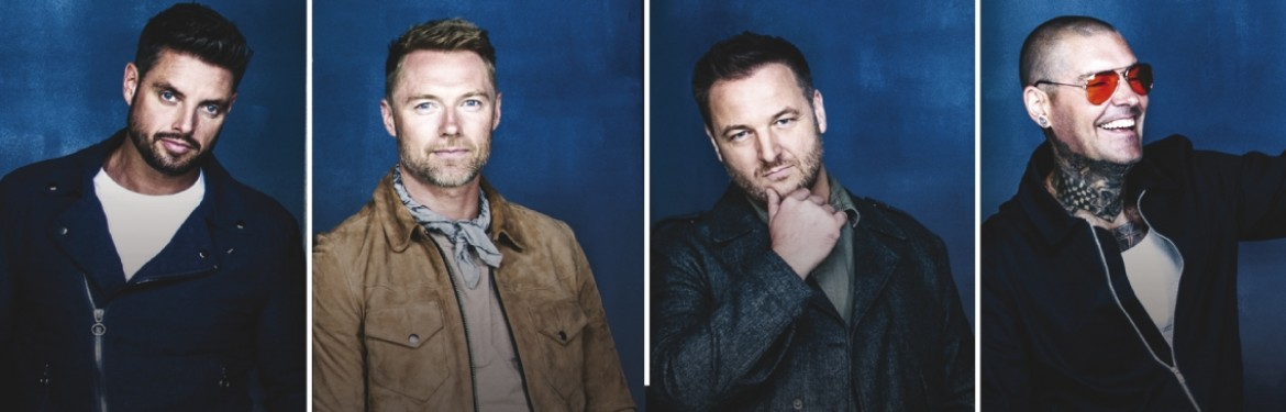 Boyzone Hydro 12th February 2019