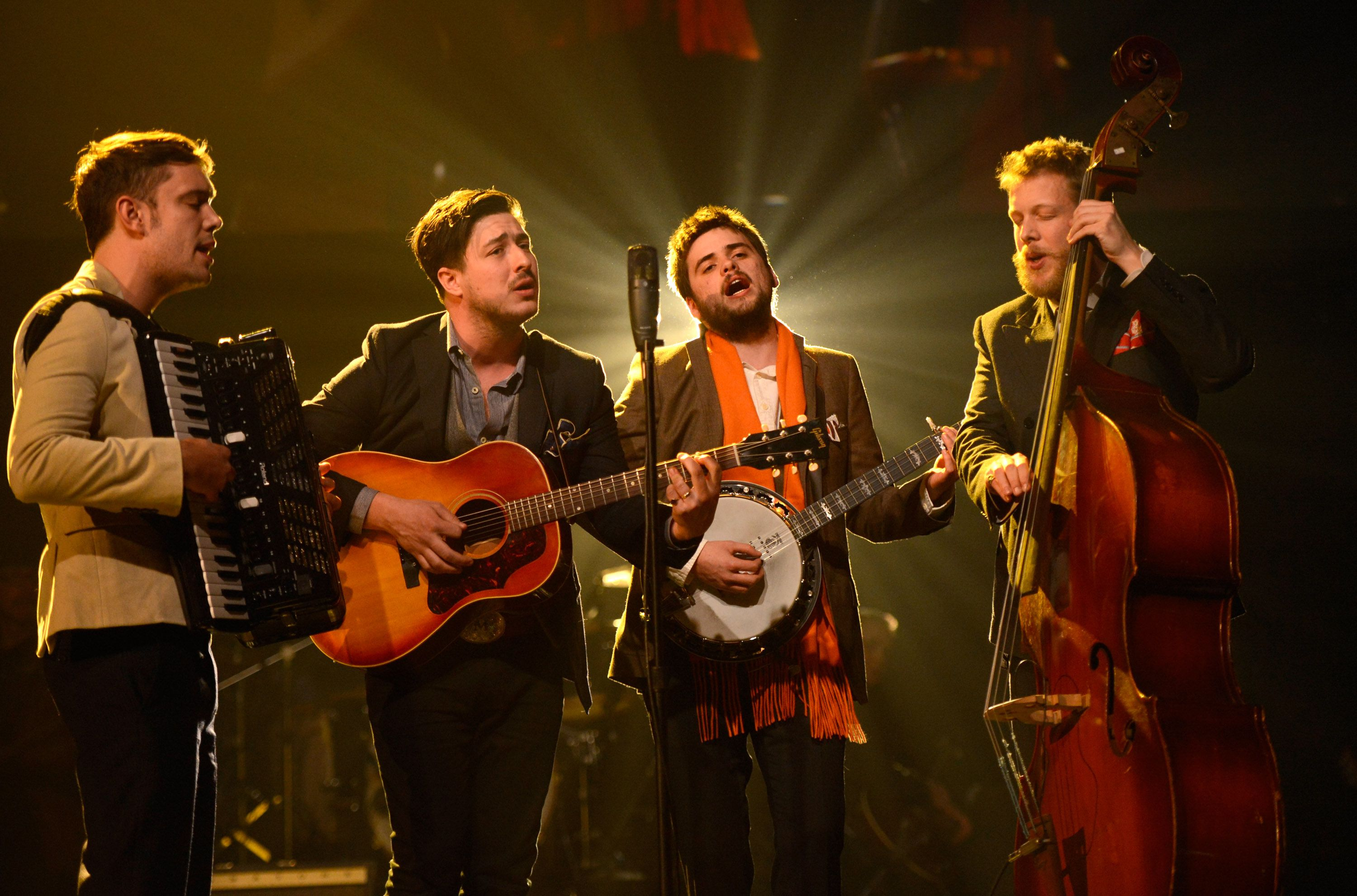 Mumford and Sons Hydro 20th November 2018
