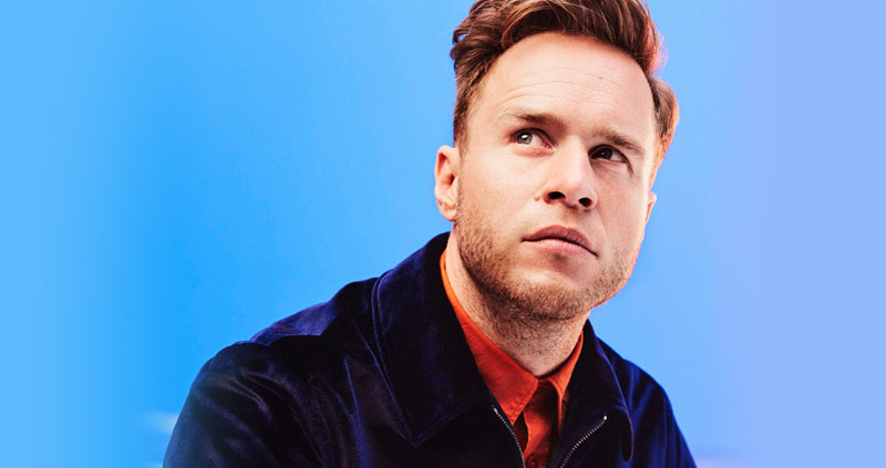 Olly Murs Hydro 3rd May 2019