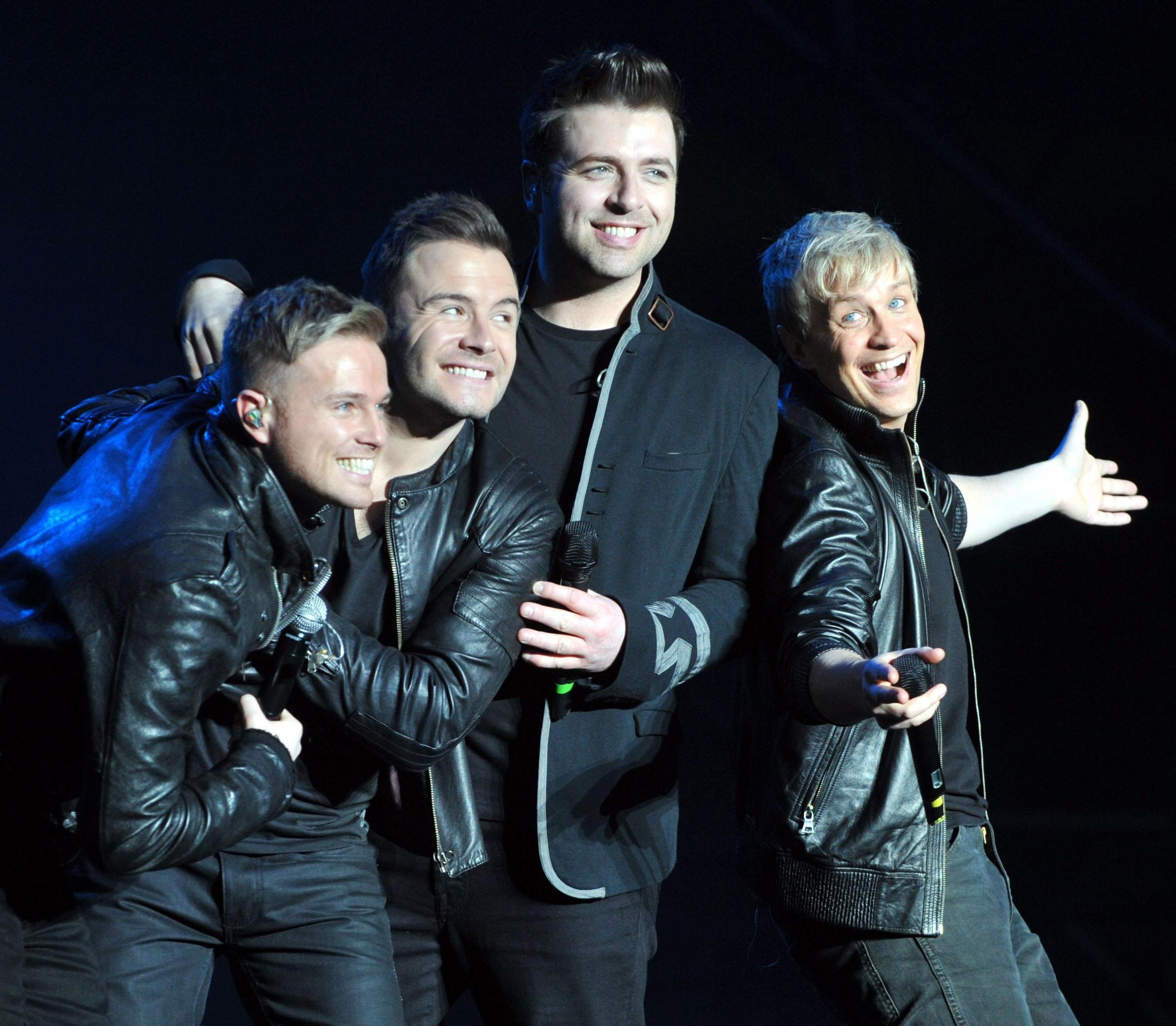 Westlife Hydro 4th June 2019