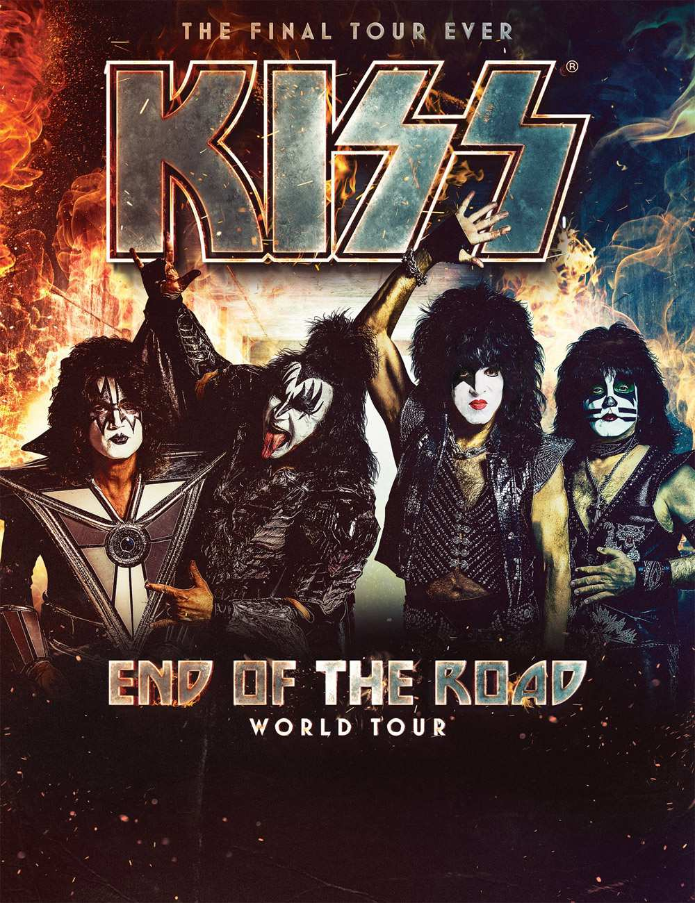 Kiss Hydro 16th July 2019