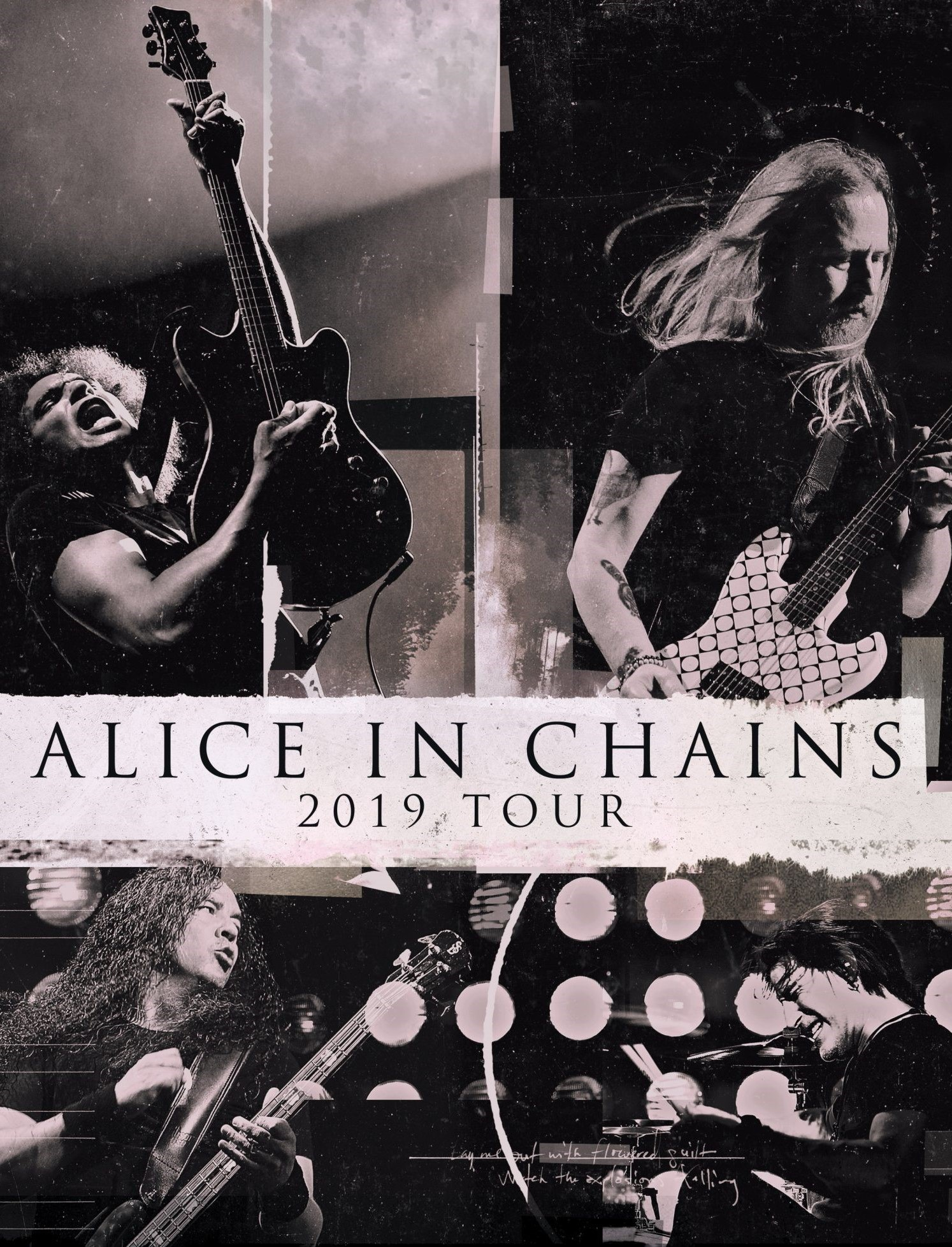 Alice In Chains Braehead 23rd May 2019