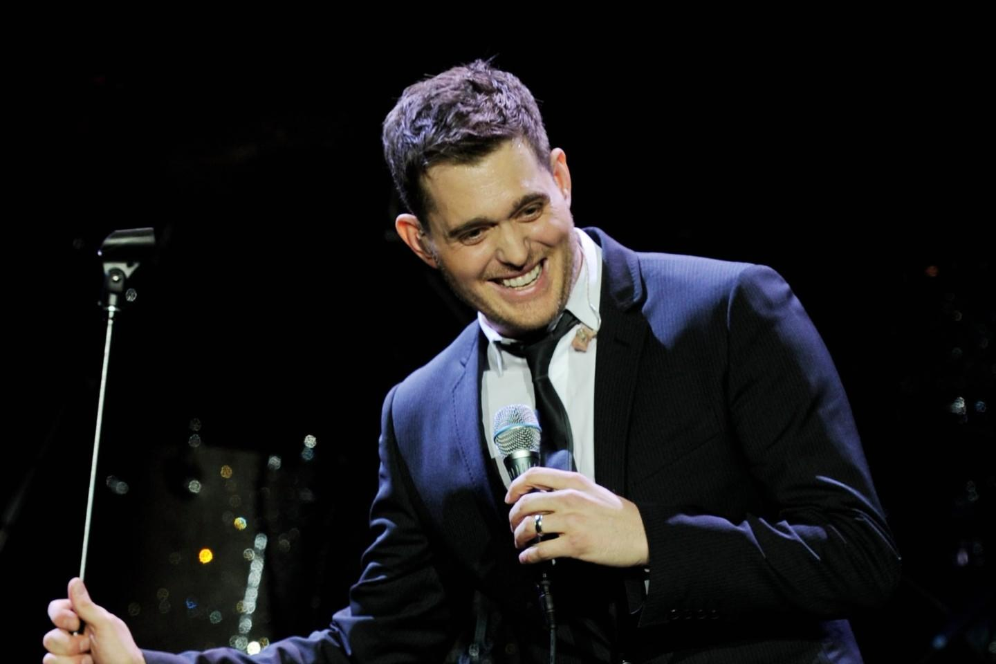 Michael Bublé Hydro 23rd May 2019