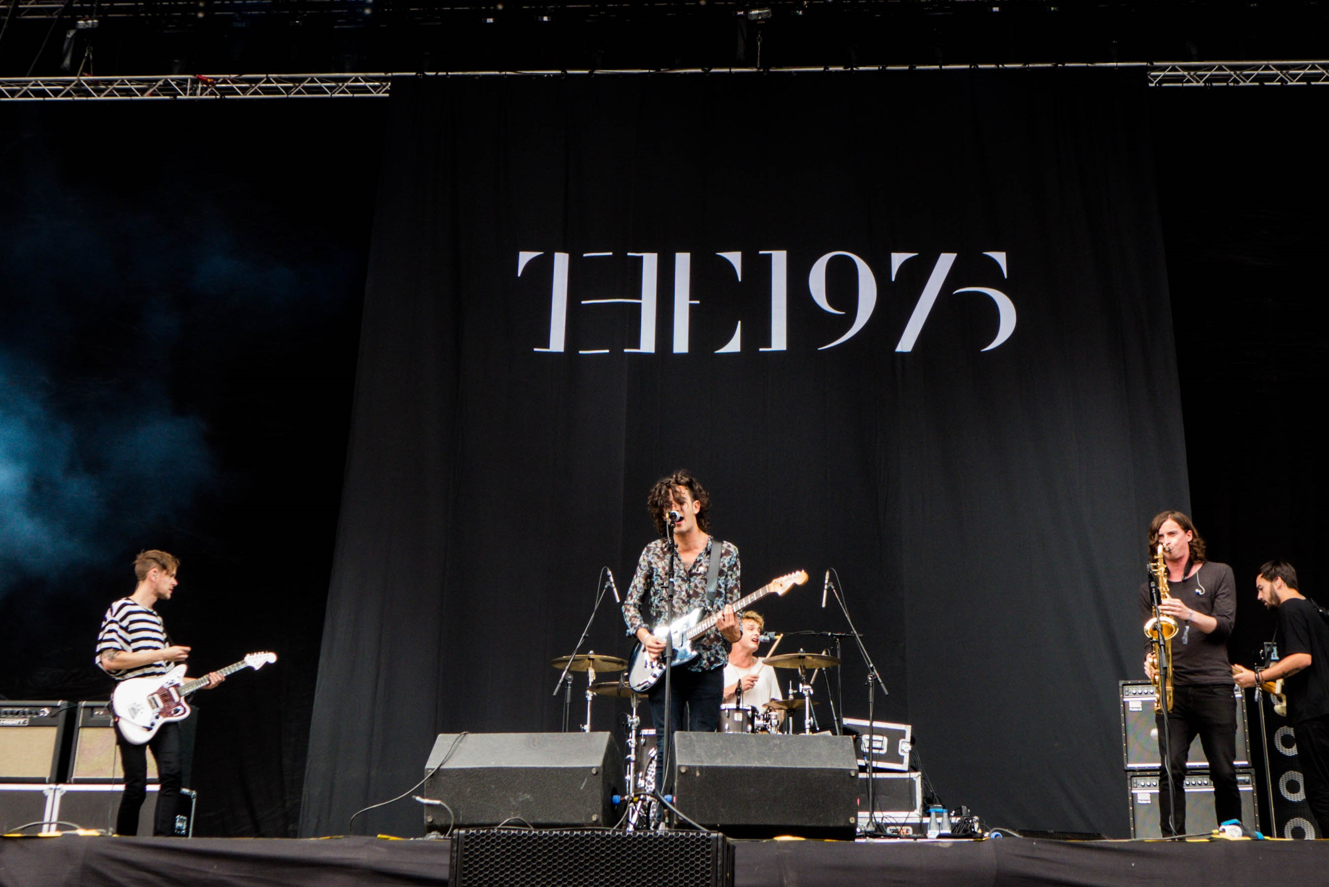 The 1975 Bellahouston Park 25th August 2019
